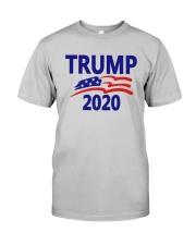 Trump 2020 Classic T-Shirt front