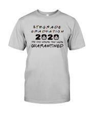 HQH994 All 8TH Grade Graduation Classic T-Shirt front