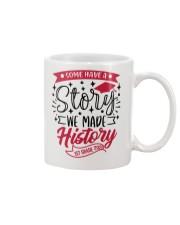 1st grade-history-red Mug thumbnail