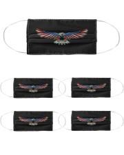 Patriotic eagle Mask tile