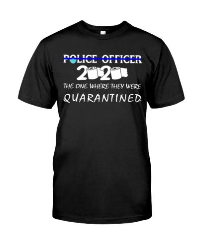 Police officer 2020
