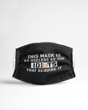 sheep idiot useless require mask Cloth face mask aos-face-mask-lifestyle-22