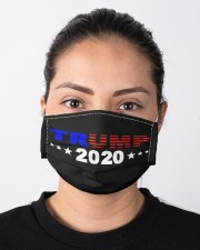 Trump 2020 Cloth face mask aos-face-mask-lifestyle-01