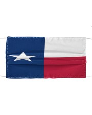 TEXAS PNG Cloth face mask front