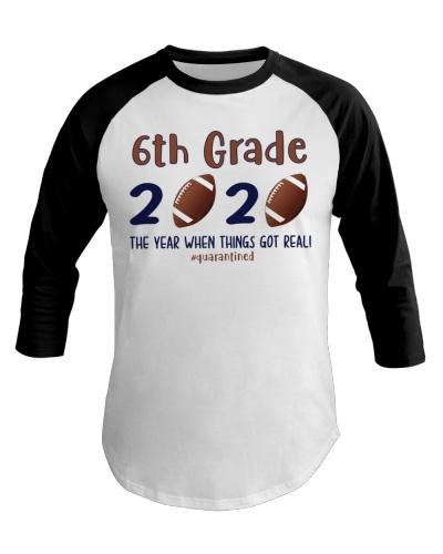 6th grade football 2020 quarantine