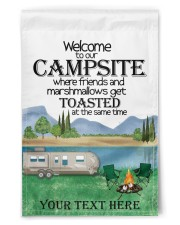 """Personalized Camping  Garden Flag 2 11.5""""x17.5"""" Garden Flag front"""