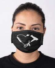 Hair stylist Cloth face mask aos-face-mask-lifestyle-01