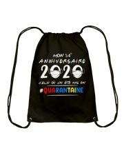 HTH Mon 54e anniversaire Drawstring Bag tile