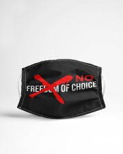NO Freedom of choice Cloth face mask aos-face-mask-lifestyle-22