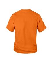 4th grade graduate  Youth T-Shirt back