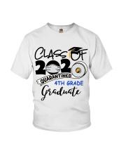 4th grade graduate  Youth T-Shirt tile