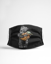 Force - Fear Cloth face mask aos-face-mask-lifestyle-22