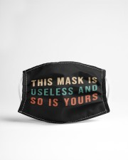 This Mask Is Useless And So Is Yours Cloth face mask aos-face-mask-lifestyle-22