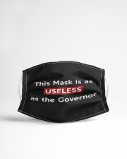 This Mask is as Useless As The Governor Mask Cloth face mask aos-face-mask-lifestyle-22