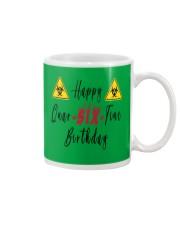 Happy Quar-Six-Tine Birthday Mug thumbnail