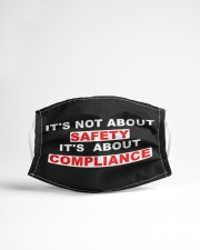 It's not about Safety It's about Compliance Cloth face mask aos-face-mask-lifestyle-22