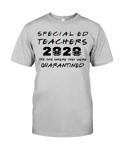 Specialed teachers 2020 - quarantined