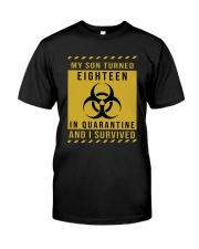 myson-eighteen-quarantine Classic T-Shirt front