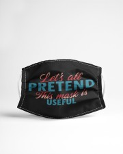 Let's All Pretend Cloth face mask aos-face-mask-lifestyle-22