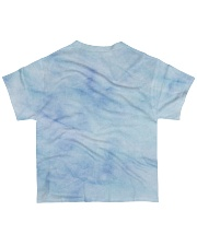 Class of 2020 tie dye blue sky All-over T-Shirt back