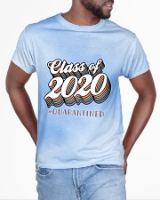 Class of 2020 quarantined tie dye blue sky All-over T-Shirt aos-all-over-T-shirt-lifestyle-front-04