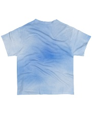 Class of 2020 quarantined tie dye blue sky All-over T-Shirt back
