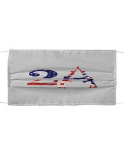 2nd amendment american flag southern mask Mask tile