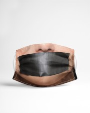 Duct Tape Over The Mouth Cloth face mask aos-face-mask-lifestyle-22
