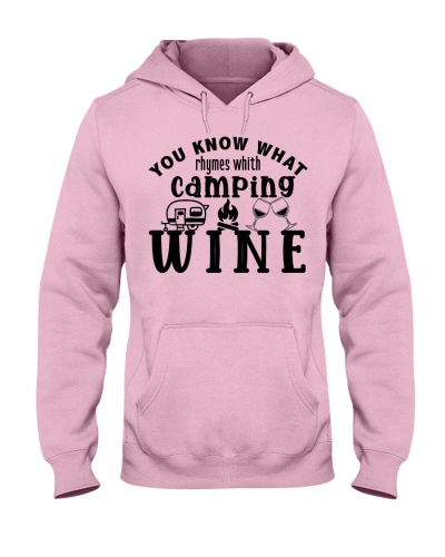 Rhymes with Camping Wine