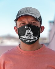 don't cough on me Cloth face mask aos-face-mask-lifestyle-06