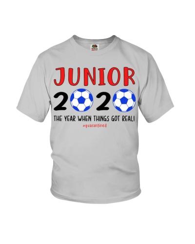 JUNIOR grade soccer 2020 quarantine