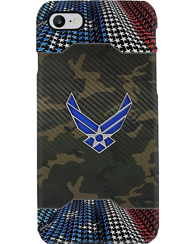 af military limited camo carbon phone case new