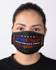 Keep america great 2020 Cloth face mask aos-face-mask-lifestyle-01