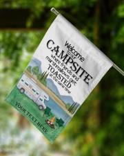 """Personalized Camping  Garden Flag 7 11.5""""x17.5"""" Garden Flag aos-garden-flag-11-5-x-17-5-lifestyle-front-15"""