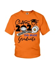 2nd grade graduate  Youth T-Shirt front
