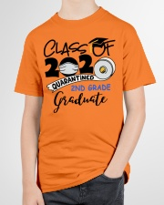 2nd grade graduate  Youth T-Shirt garment-youth-tshirt-front-lifestyle-01