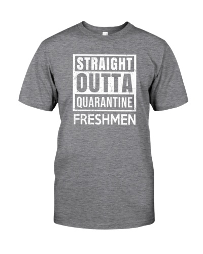 FRESHMEN Straight Outta Quarantined