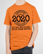 Kindergarten- Proud member of the class of 2020 Youth T-Shirt garment-youth-tshirt-front-lifestyle-01