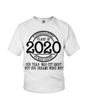 Kindergarten- Proud member of the class of 2020 Youth T-Shirt tile