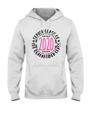 class of 2020 quarantined bracelet tee pouch Hooded Sweatshirt thumbnail