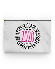 class of 2020 quarantined bracelet tee pouch Accessory Pouch - Standard thumbnail