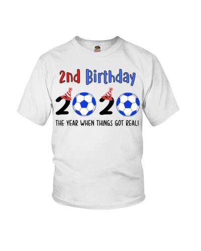 2nd birthday soccer