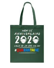 HTH Mon 68e anniversaire Tote Bag thumbnail