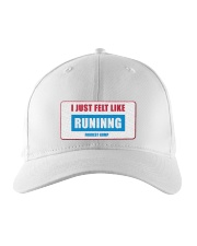 I Just Felt Like RUNNING Embroidered Hat tile
