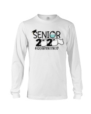 Seniors 2020 toilet papers Long Sleeve Tee tile
