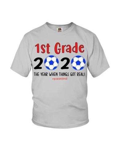 1st grade soccer 2020 quarantine