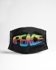 PEACE Cloth face mask aos-face-mask-lifestyle-22