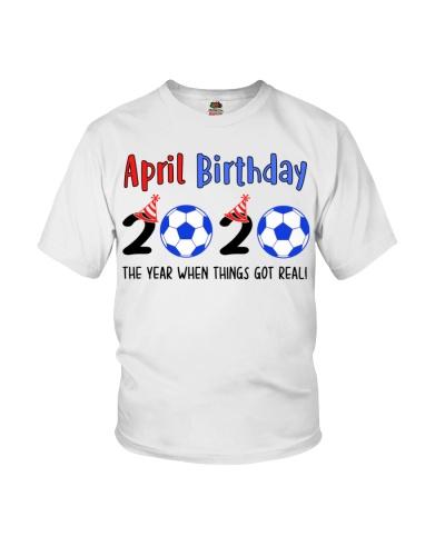 april birthday soccer
