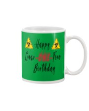 Happy Quar-One-Tine Birthday Mug tile