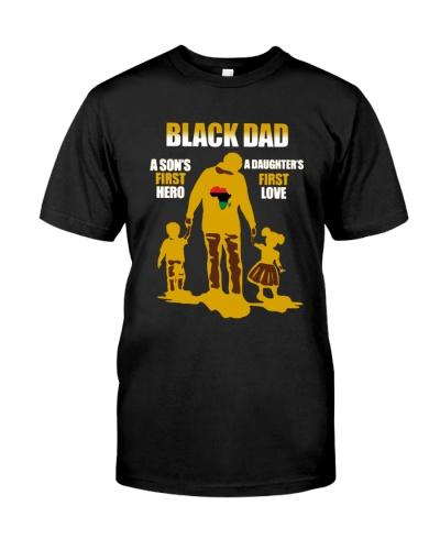 Black Dad - African American